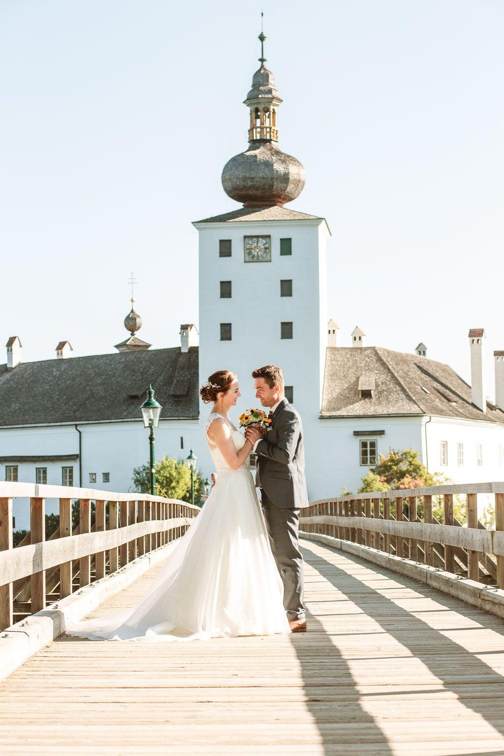 Hochzeit Schloss Ort Gmunden Hochzeit Schloss Kirchliche Trauung Hochzeitsglocken
