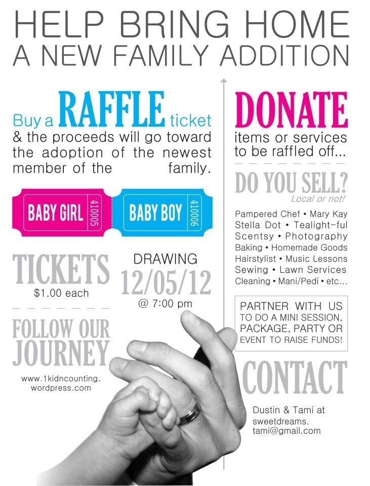 Fundraiser Raffle Flyer  Google Search  Fundraiser Ideas