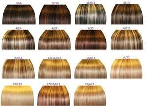 Hilite Color Chart Hair Color Chart Blonde Hair Color Chart