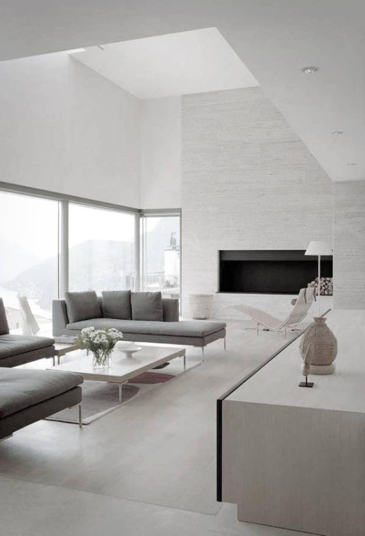Modern Living Room Design | Modern living room design, Modern living ...