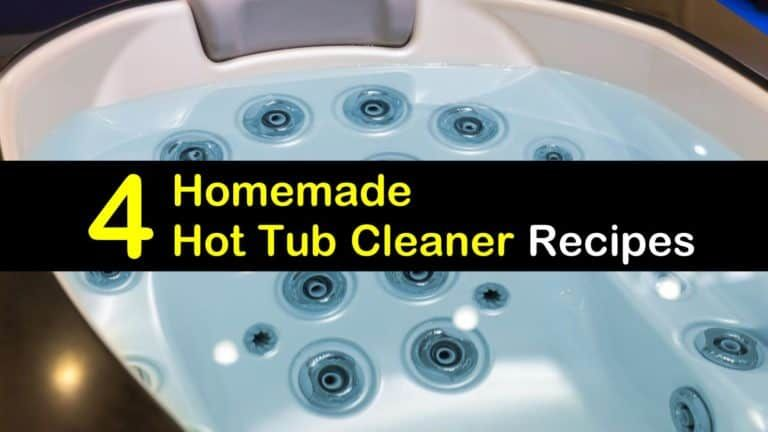 4 simple diy hot tub cleaner recipes hot tub cleaner