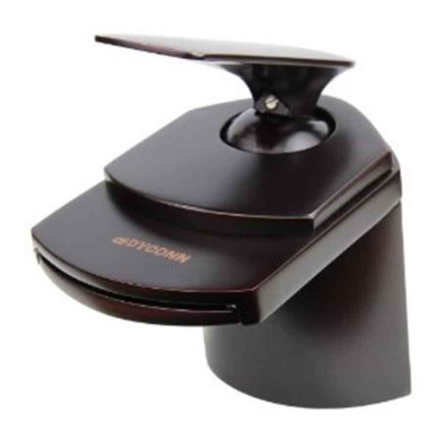 Modern Waterfall Bathroom Sink Faucet (Oil-Rubbed-Bronze) | Faucet ...