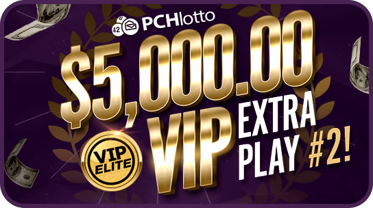 PCH Lotto Check My Numbers Instant win sweepstakes