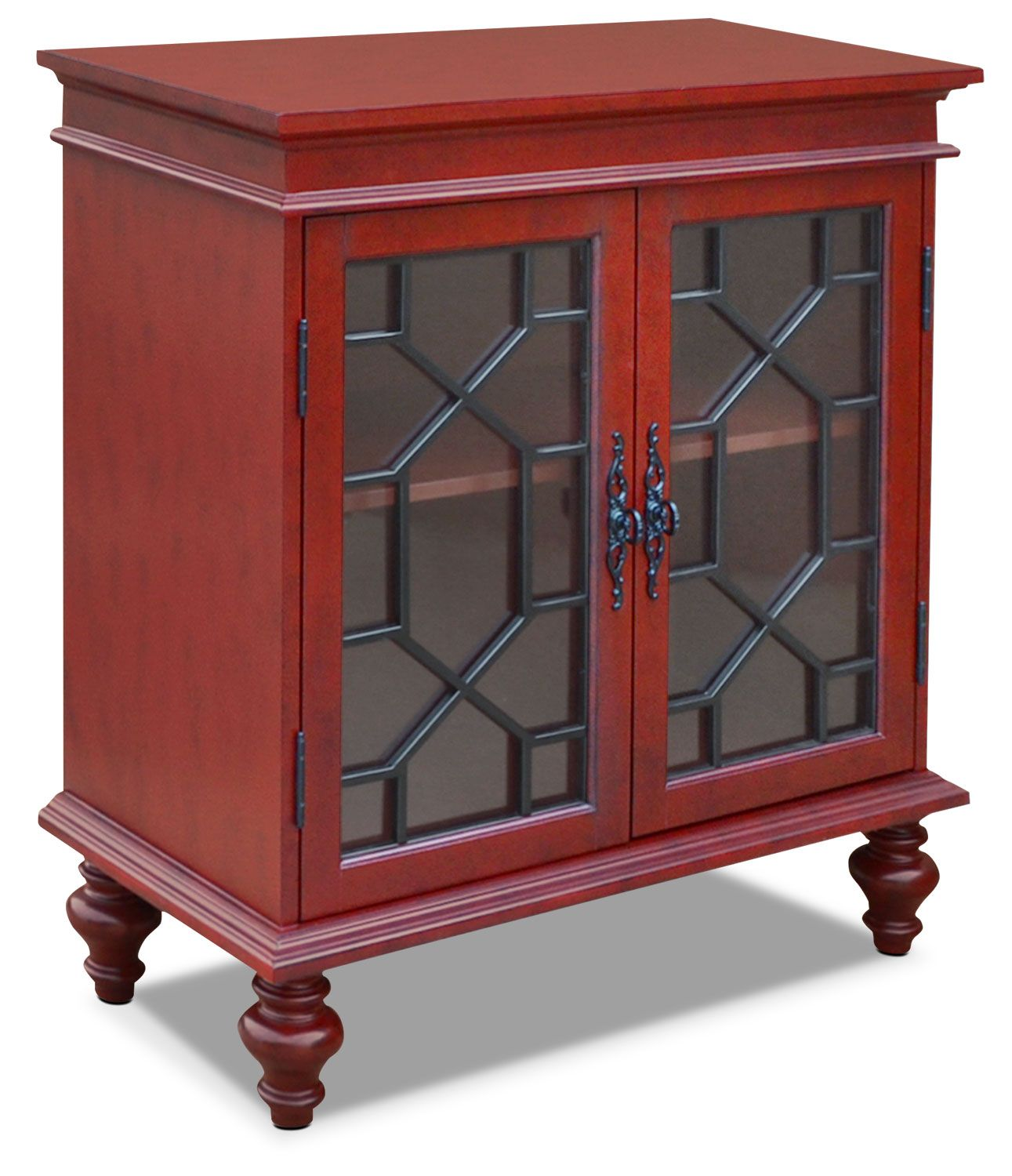 Rigolet Small Accent Cabinet – Red Quotes Pinterest