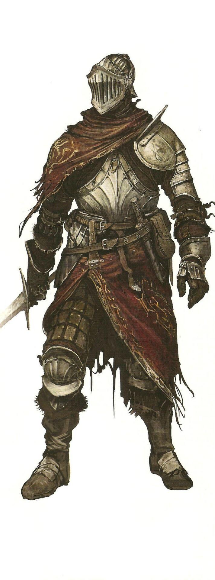 Dark Souls Character Design Process : Gravelorded alva the wayfarer dark souls ii design