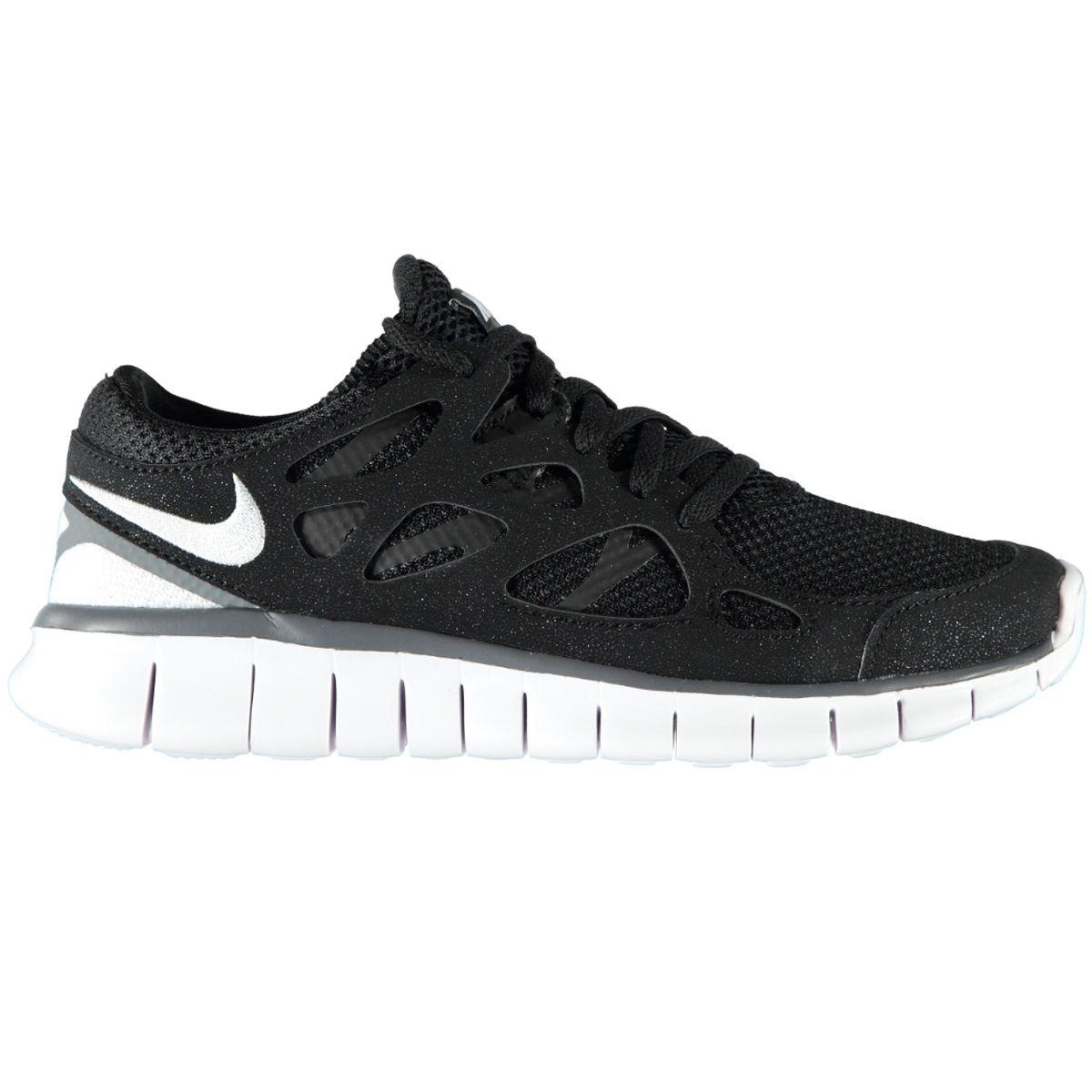 NIKE Free run 2, black   Nike free, Nike free runs, Schoenen