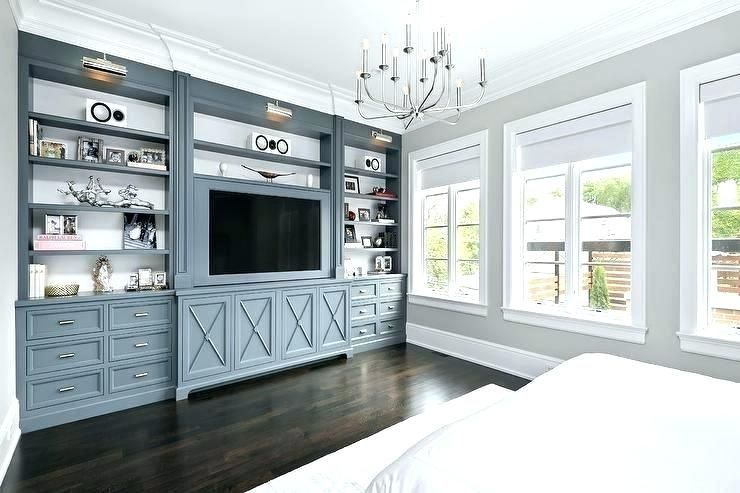 Fantastic White Built In Cabinets Wall Units Marvellous Ins Around