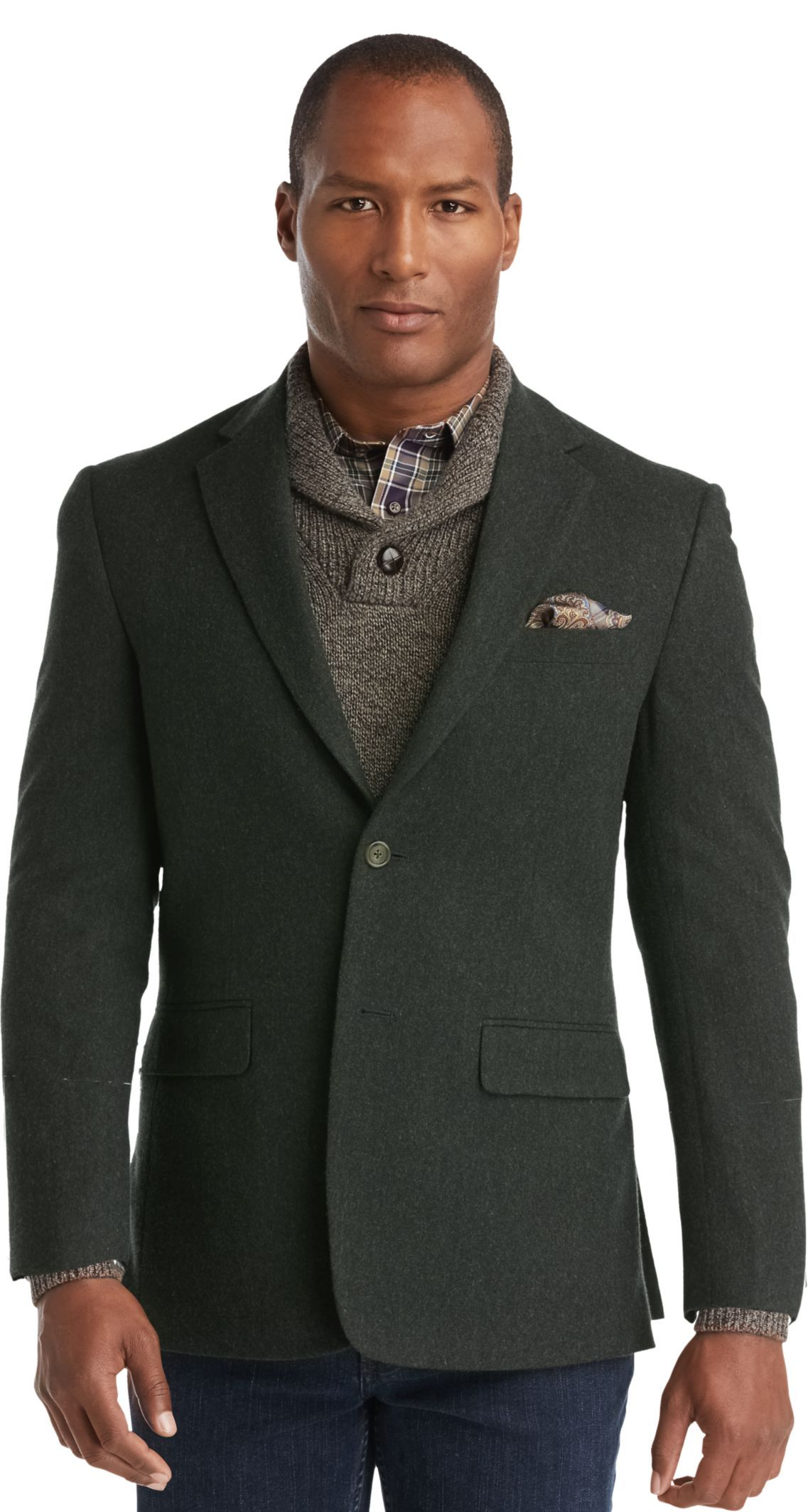 7a0cb4199 Executive Collection Traditional Fit Sportcoat - Big & Tall CLEARANCE
