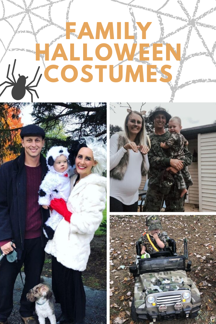 3 easy tips to create your own family Halloween costumes