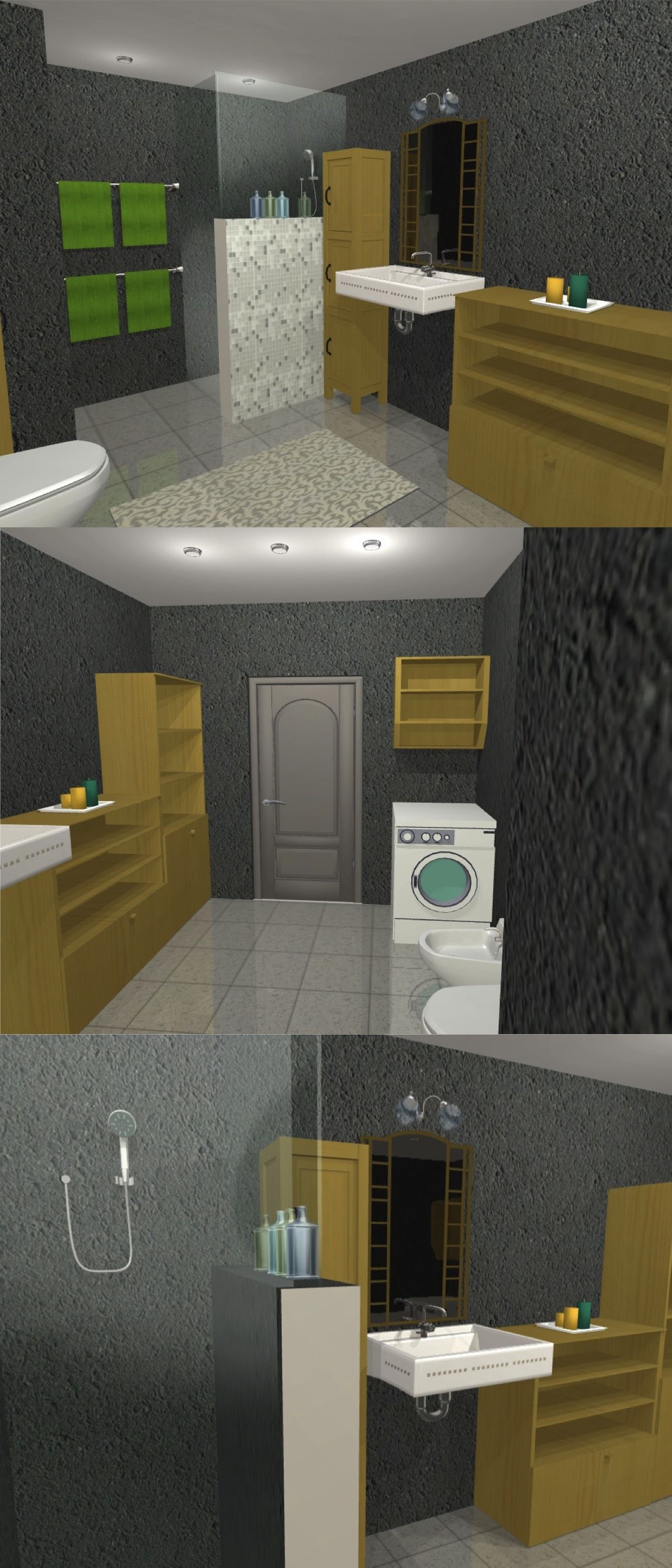 Design your bathroom with #LiveHome3D #homedesign # ...