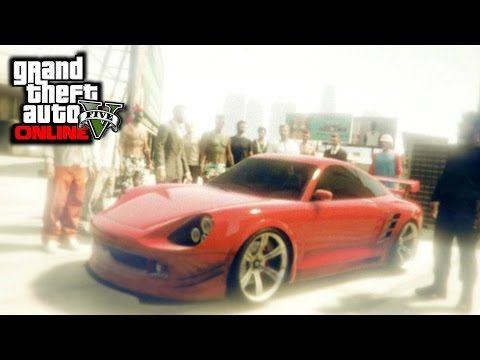 GTA 5 PS4   Underrated Sports Cars   Comet (GTA V Online Racing)