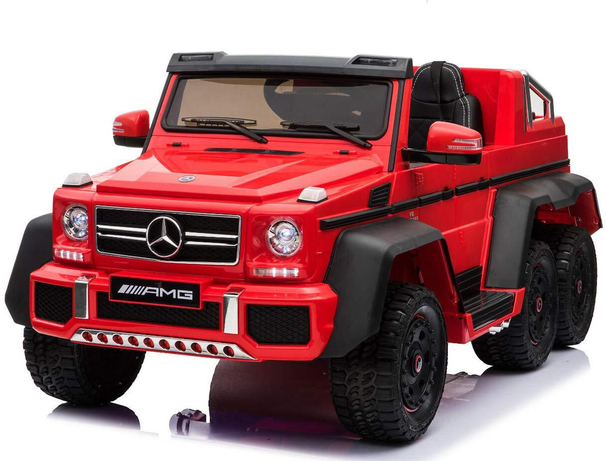 Mercedes G65 Licensed Ride On Electric Toy Car For Kids And