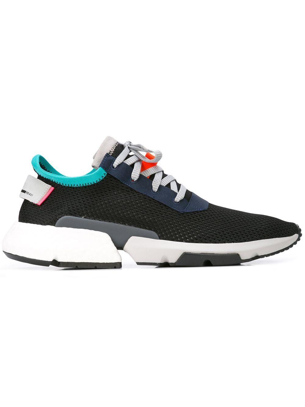 b2c5ae0c83c0c ADIDAS ORIGINALS ADIDAS POD-S3.1 LOW-TOP SNEAKERS - BLACK.  adidasoriginals   shoes