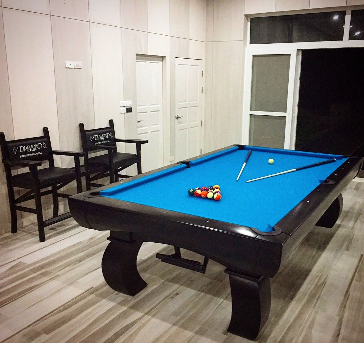 Pin By Thailand Pool Tables On Diamond Pool Tables In Thailand - Diamond professional pool table for sale