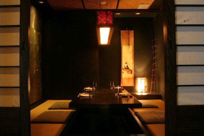 Enjb Japanese Brasserie Nyc Private Dining Room Restaurant Private Dining Japanese Restaurant Design