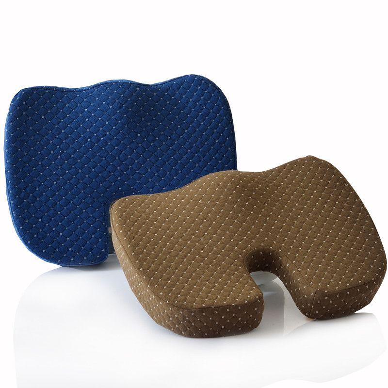 Hot sale new coccyx orthopedic memory foam seat cushion