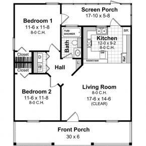 House Floor Plans & Designs - Amazing Floor Plans | house plans ...