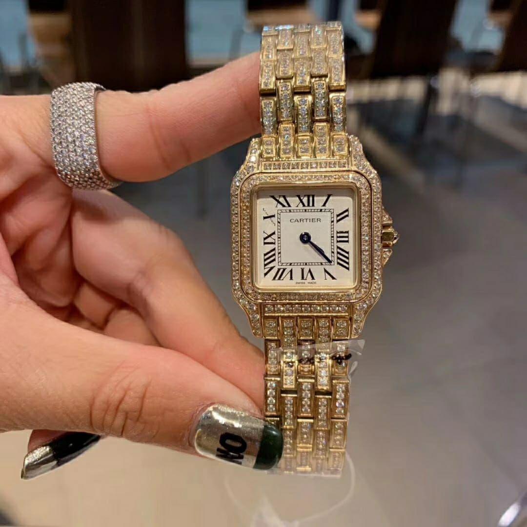 ساعة Cartier Accessories Watches