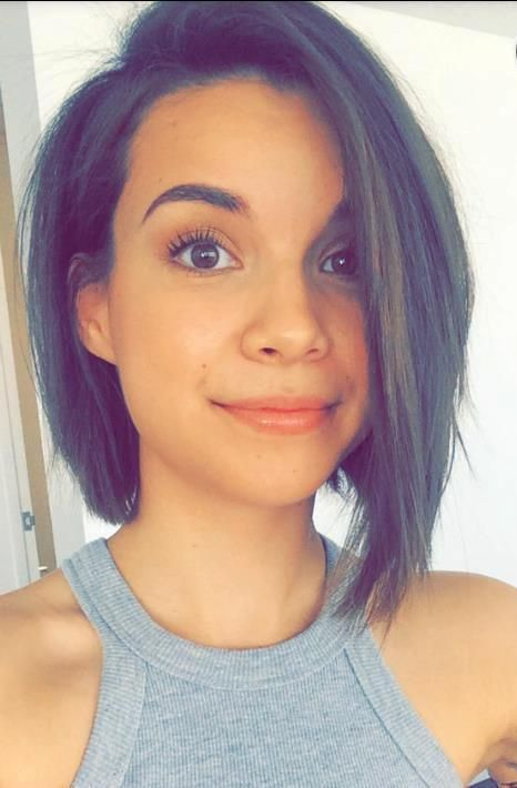 cortes de pelo perfectos para mujeres con cara redonda