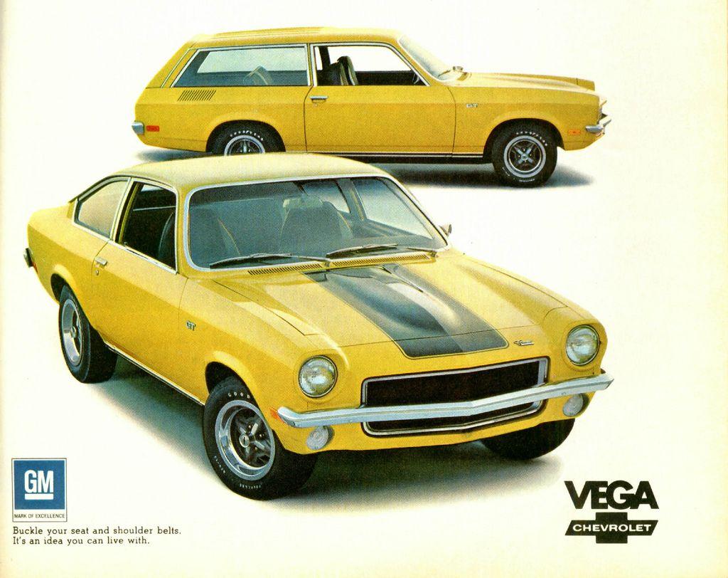 1972 Chevrolet Vega Chevrolet Vega Chevy Muscle Cars Vintage Muscle Cars