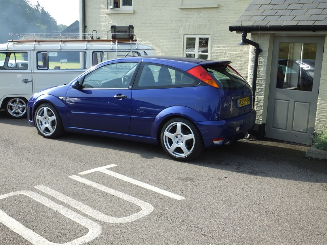 Rs Mk 1 Ford Focus Ford Focus Rs Focus Rs