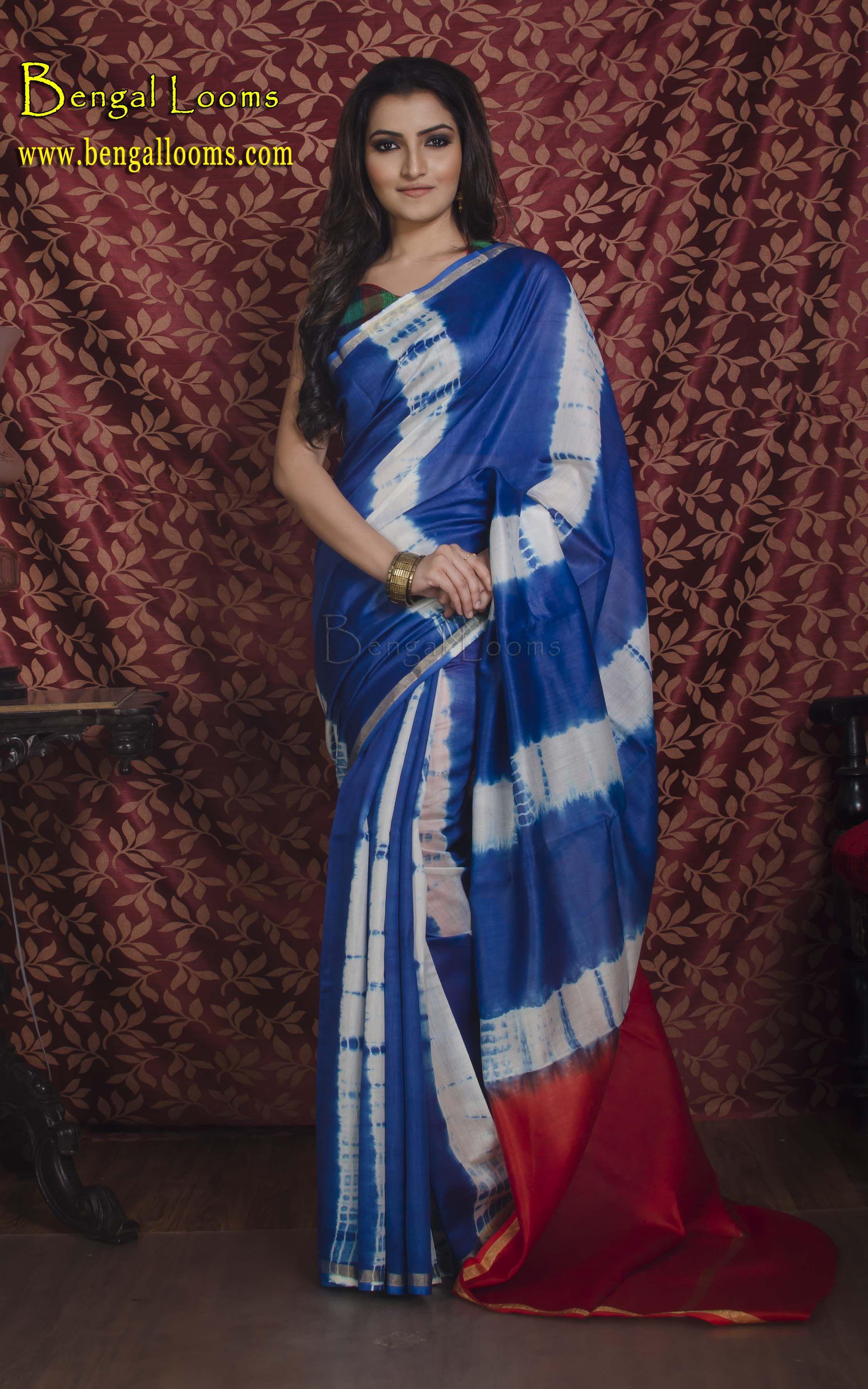 Pin by Bengal Looms on Chanderi Saree Saree, Indian