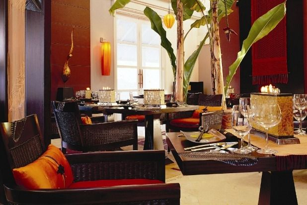 interior design for hotels and restaurants nearby
