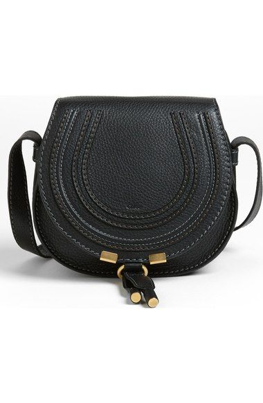 b836d9da00 CHLOÉ 'Mini Marcie' Leather Crossbody Bag. #chloé #bags #shoulder bags