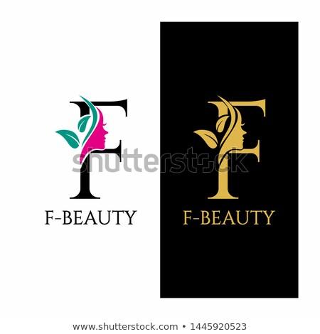 Letter F Beauty Logo Spa Nature Salon Skincare Beauty Logo Beauty Logo Design Beauty Salon Logo