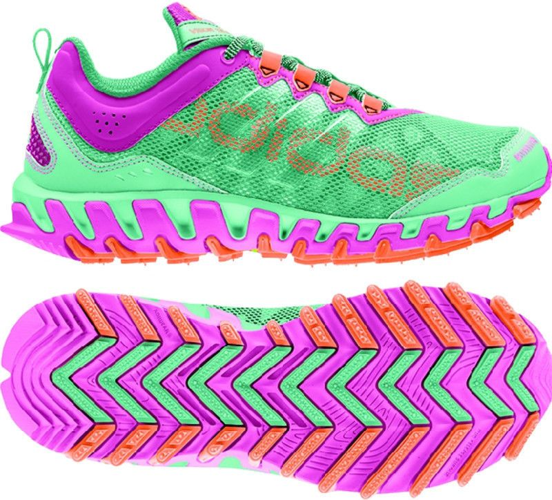 9964aca37 Women s Adidas Vigor 4 TR W Trail Running Shoes Bahia Mint   Pink D74004 Sz  6-12  adidas  RunningCrossTraining