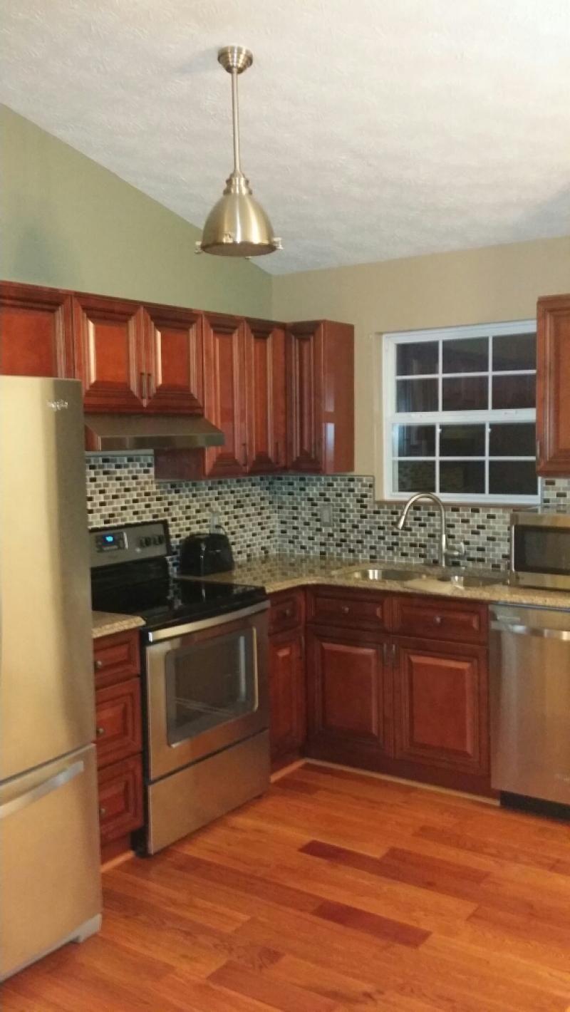 Cherryville kitchen rta kitchen diy