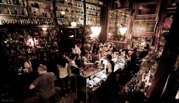 Villains Tavern Los Angeles Los Angeles Bars Tavern Steampunk House