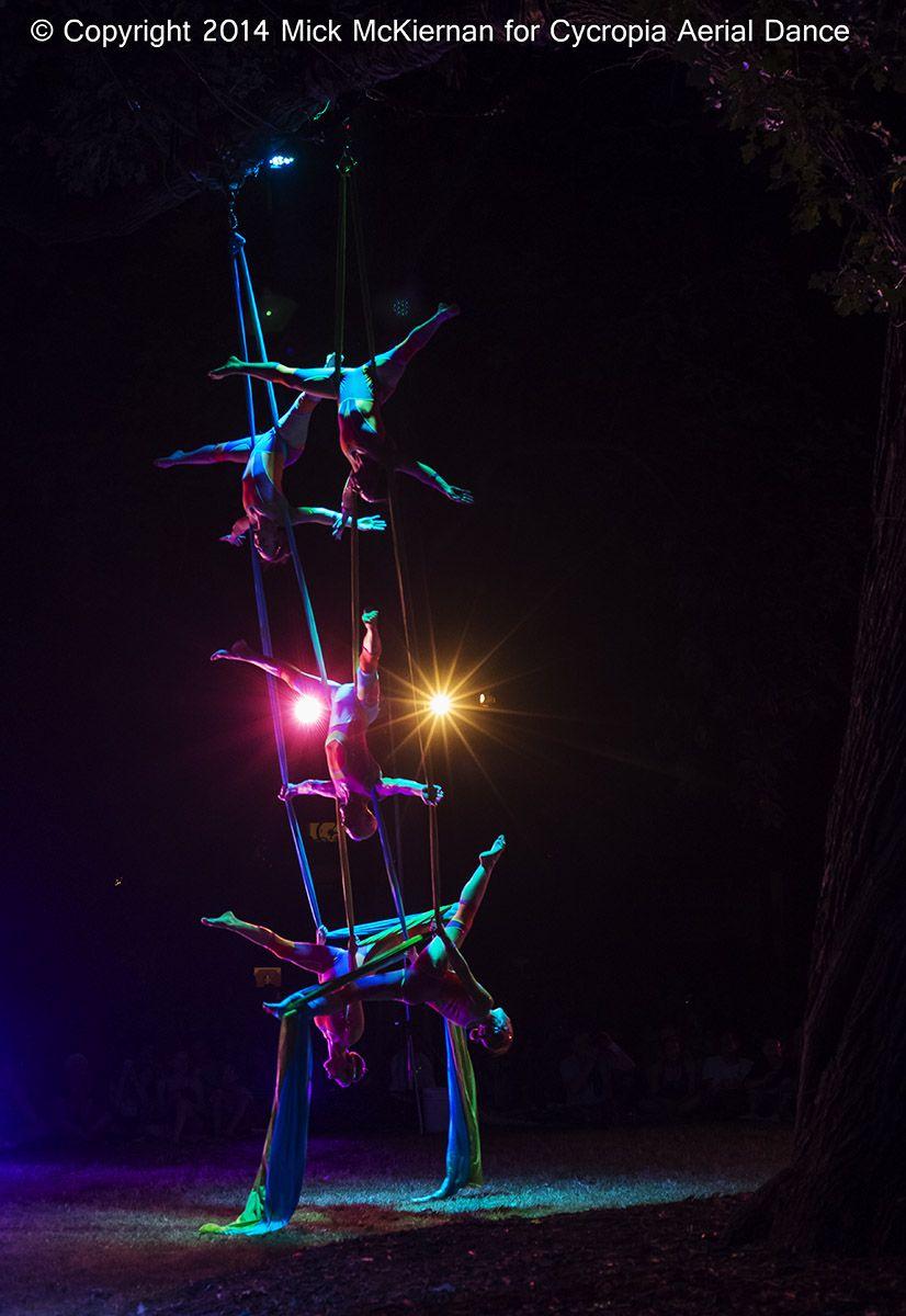 Cycropias Performance At Orton Park >> Orton Park Festival 2014 With Cycropia Aerial Dance Scrapbook