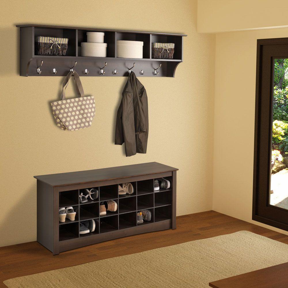 Hallway furniture coat rack  Afbeeldingsresultaat voor modern mudroom  mudroom  Pinterest