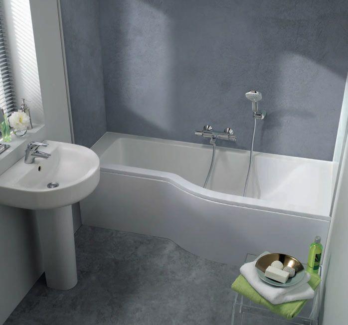 baignoire économie d'eau connect idealstandard