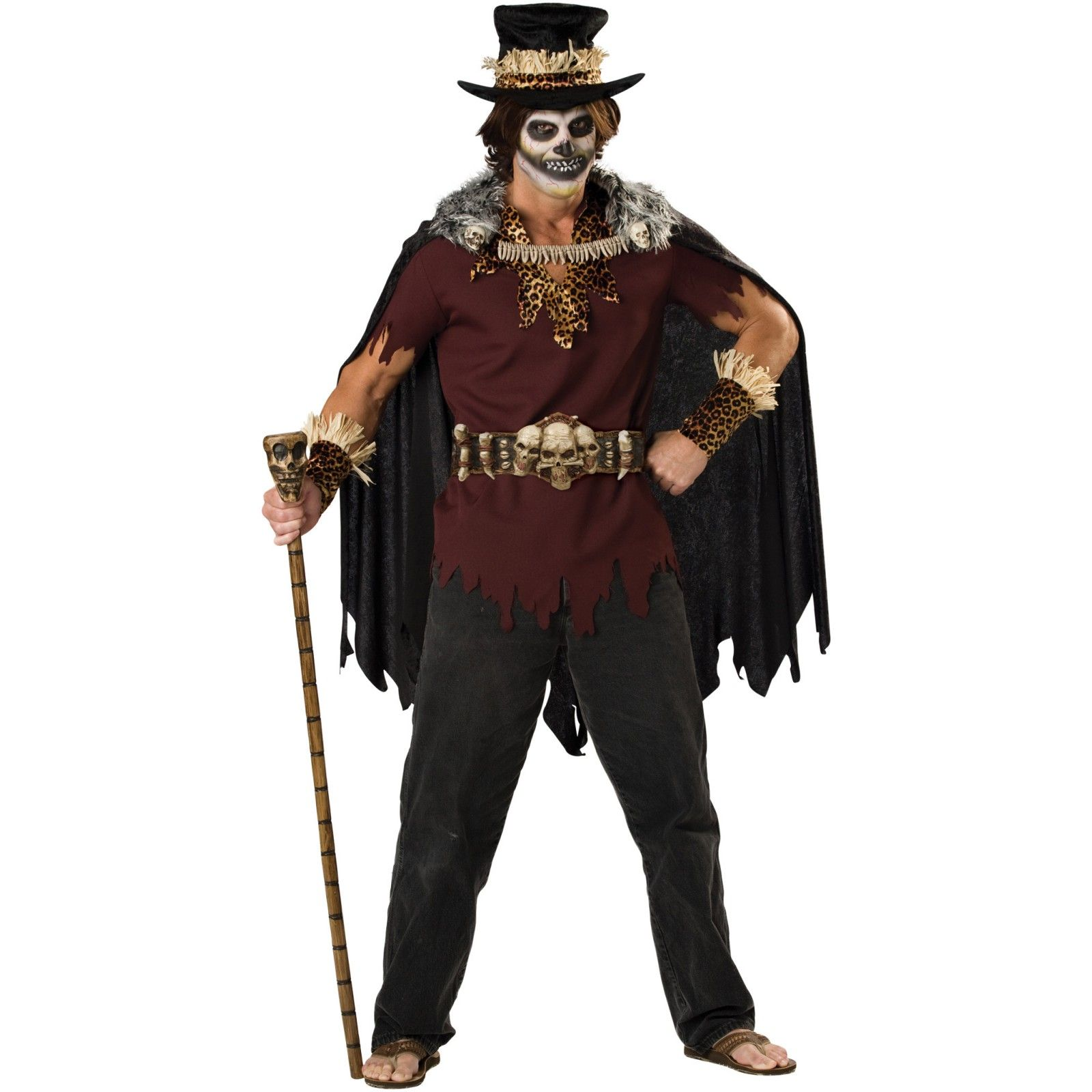 Witch Doctor Premier Adult Costume | Adult costumes, Ps and Shadows