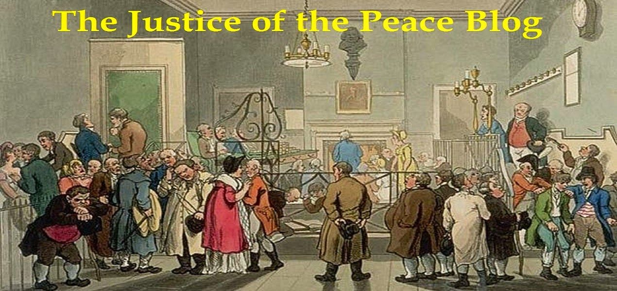 The Justice Of The Peace Blog Justice Of The Peace Peace Justice