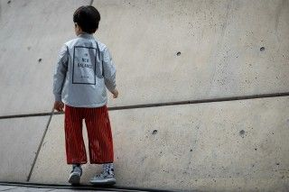 Seoul Fashion Week Is All About Steezy Children This Season