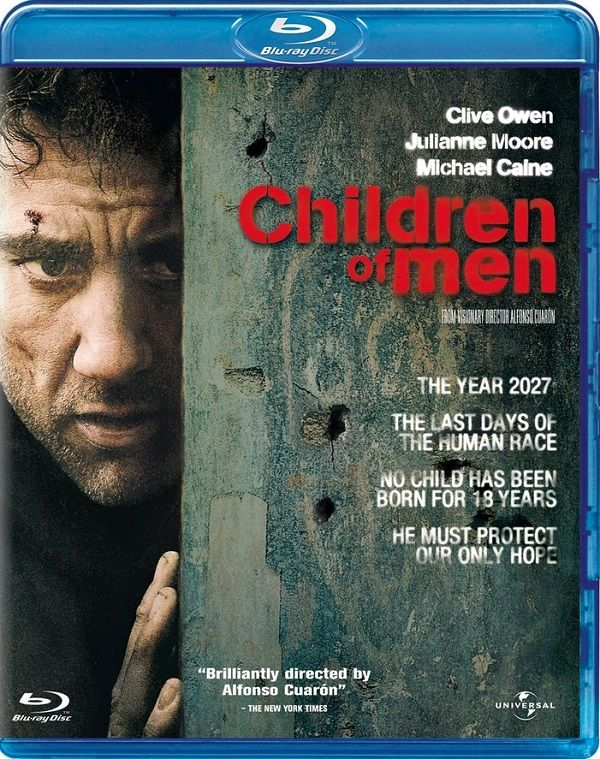 Децата на Хората / Children of Men (2006) - филм - KINOtab