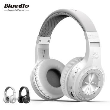 06bcec0e009 Bluedio HT(shooting Brake) Wireless Bluetooth Headphones BT 4.1 Version  Stereo Bluetooth Headset built-in Mic for calls