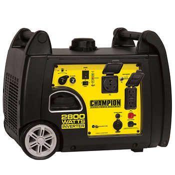 Champion 2800wt Running 3100wt Peak Digital Inverter Gas Generator Parallel Capability C Portable Inverter Generator Inverter Generator Generators For Sale
