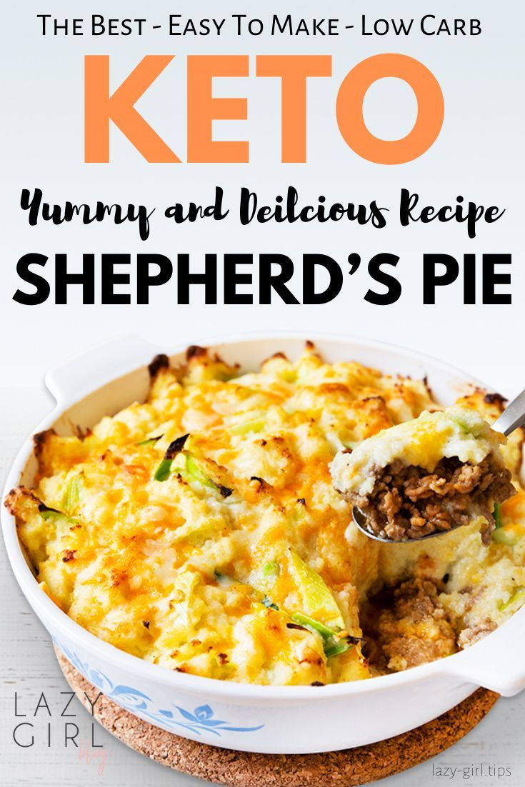 Keto Shepherd S Pie In 2020 With Images Recipes Keto Recipes