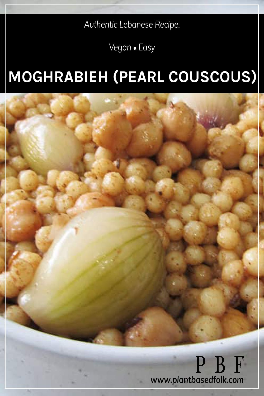 How To Cook Moghrabieh Vegan A Classic Lebanese Recipe Recipe Couscous Recipes Best Vegetable Recipes Lebanese Recipes