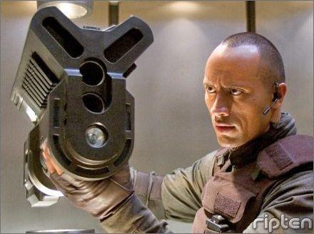 BFG 9000 ( Doom movie ) | Entertainment | Badass movie, Doom