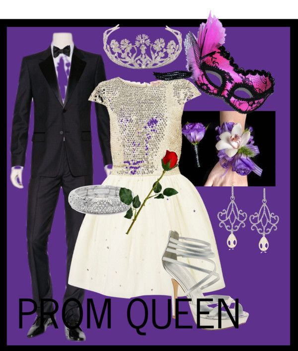 """""""Prom Queen"""" by oneandonly7 on Polyvore"""