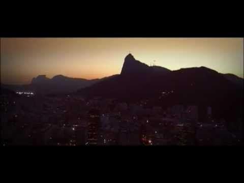"""""""Rio. Bem-vindo à nossa casa"""""""