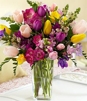 Lavish Freesia And Other Flowers Plants At Proflowers Com Good Morning Flowers Good Morning Quotes Good Morning