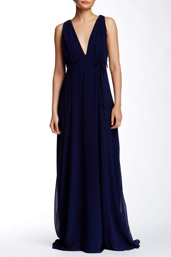 2441c61d68f Dee Elly Plunging Maxi Dress in 2019