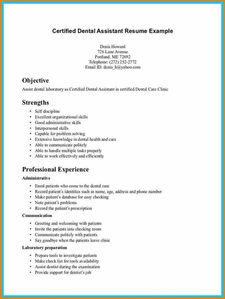 Points To Include On A Dental Assistant Resume Dental Assistant Dental Hygienist Resume Medical Assistant Resume