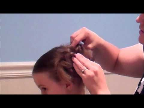 Girly Do Hairstyles Big Messy Bun Subscribe To This YouTube - Big bun hairstyle youtube